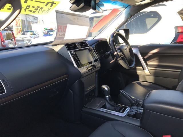 「トヨタ」「ランドクルーザープラド」「SUV・クロカン」「茨城県」の中古車12