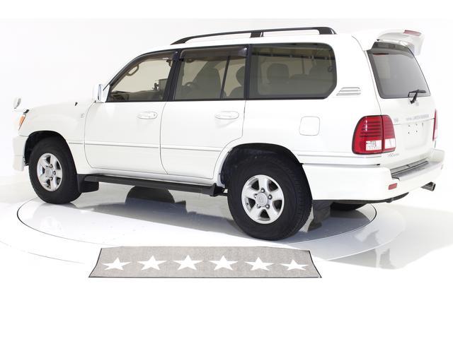 トヨタ ランドクルーザー100 VXリミテッド 4WD 新品レザー調シートカバー 後期グリル