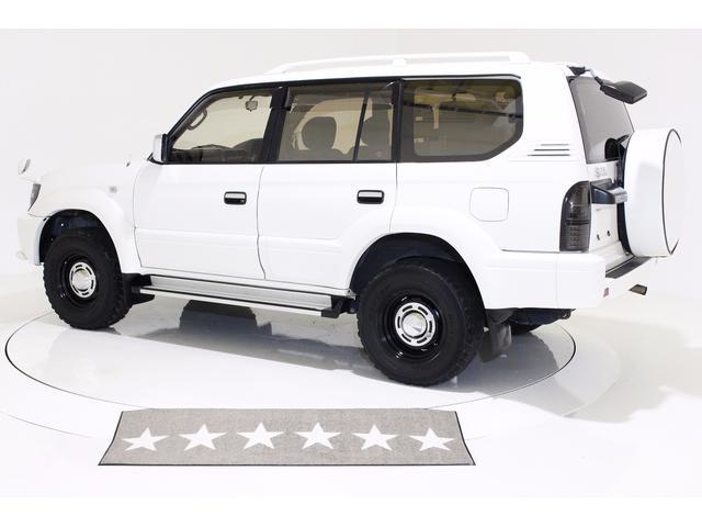 トヨタ ランドクルーザープラド TXリミテッド 4WD HDDナビ TV ETC 16AW