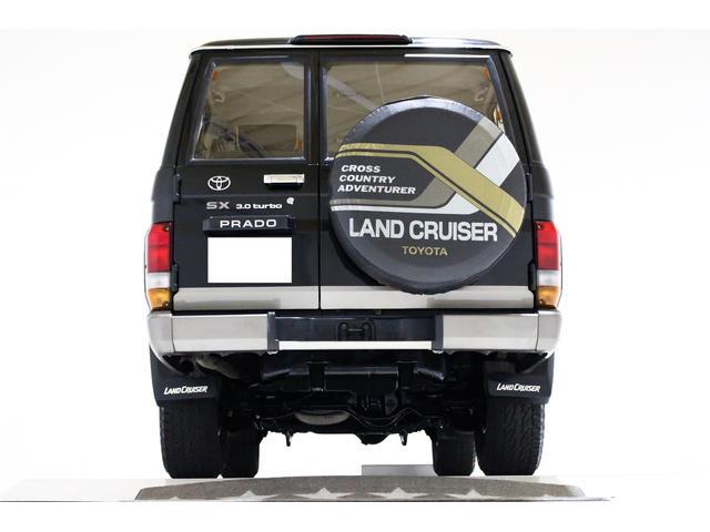 トヨタ ランドクルーザープラド SXワイドリミテッド 4WD 屋内保管車輌 ワンオーナー車