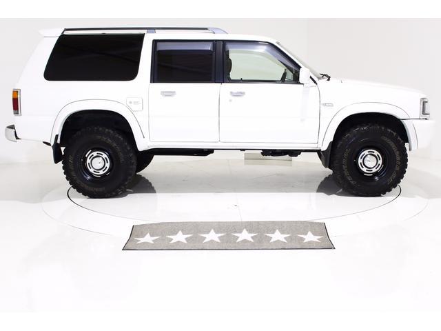 マツダ プロシードマービー Sパック 4WD リフトUP サンルーフ ナビ TV ETC