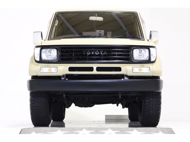 トヨタ ランドクルーザープラド SX 4WD ナロー仕様 タイベル交換済 社外16AW ナビ