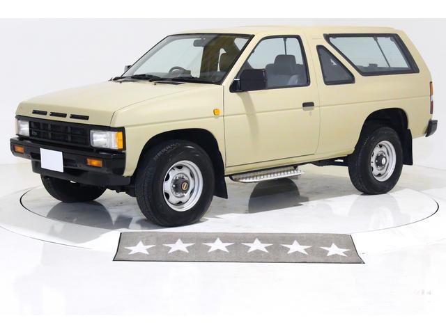 4WD US仕様 2ドア車 4ナンバー5人乗り ディーゼル車(2枚目)