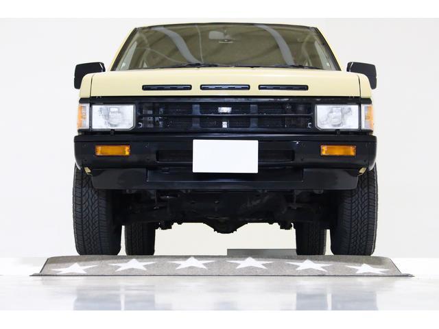 4WD US仕様 2ドア車 4ナンバー5人乗り ディーゼル車(6枚目)