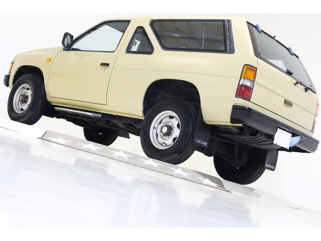 4WD US仕様 2ドア車 4ナンバー5人乗り ディーゼル車(10枚目)