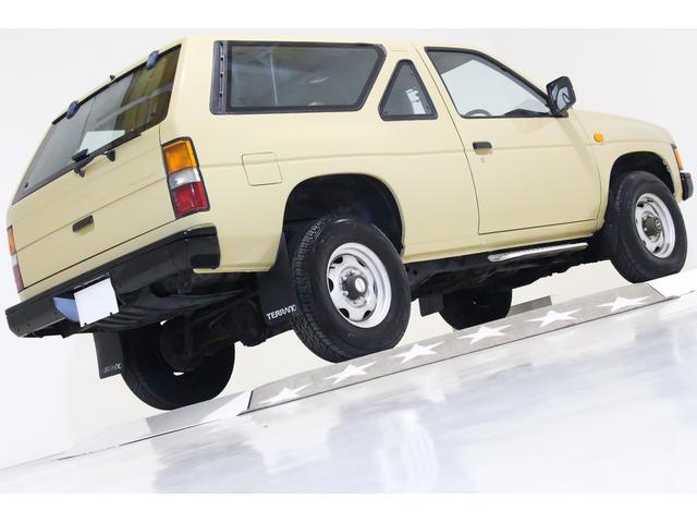 4WD US仕様 2ドア車 4ナンバー5人乗り ディーゼル車(14枚目)