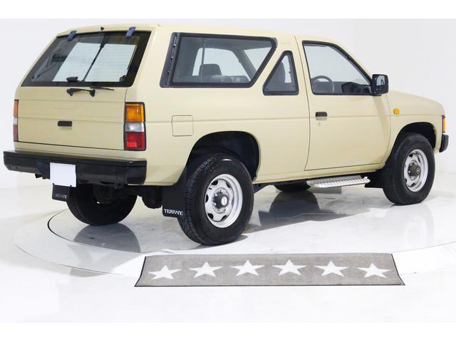 4WD US仕様 2ドア車 4ナンバー5人乗り ディーゼル車(15枚目)