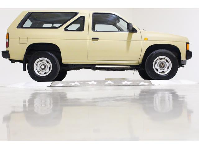 4WD US仕様 2ドア車 4ナンバー5人乗り ディーゼル車(16枚目)
