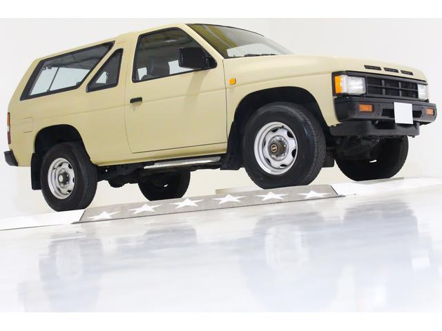 4WD US仕様 2ドア車 4ナンバー5人乗り ディーゼル車(18枚目)