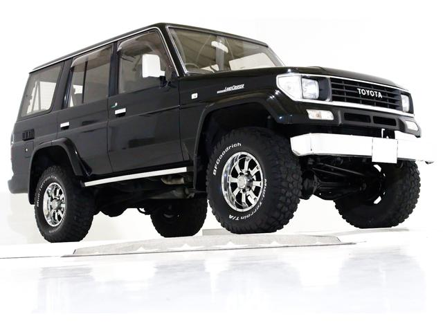 トヨタ ランドクルーザープラド SXワイド4WD リフトUP タイベル交換済 MKW16AW