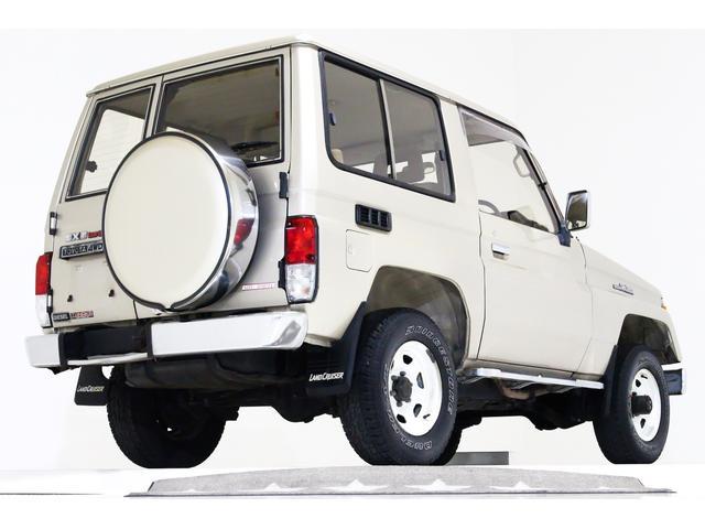 トヨタ ランドクルーザー70 SX5 4WD 噴射ポンプ エアコン修理済 新タイベル交換済
