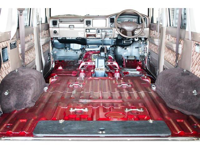 SX 4WD ナロー リフトUP ナビ TV 内装ブラウン車(4枚目)