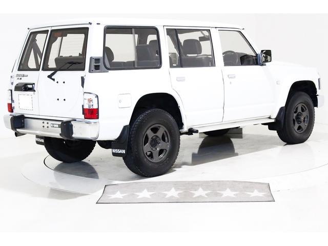 「日産」「サファリ」「SUV・クロカン」「群馬県」の中古車15