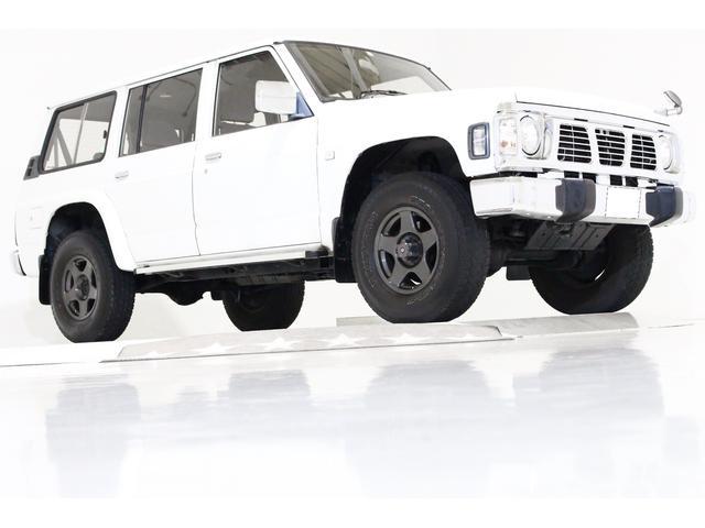 「日産」「サファリ」「SUV・クロカン」「群馬県」の中古車18