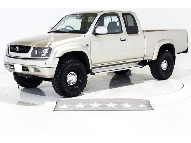 エクストラキャブ ワイド 4WD 新品タイベル交換済 5MT(2枚目)