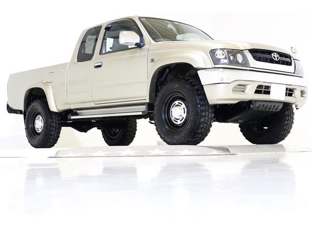 エクストラキャブ ワイド 4WD 新品タイベル交換済 5MT(18枚目)