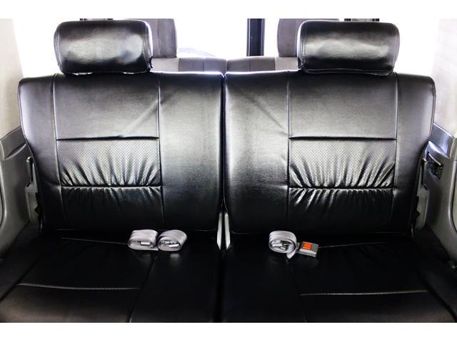 EX5 4WD 新品タイベル交換済 黒レザー調シートカバー付(37枚目)