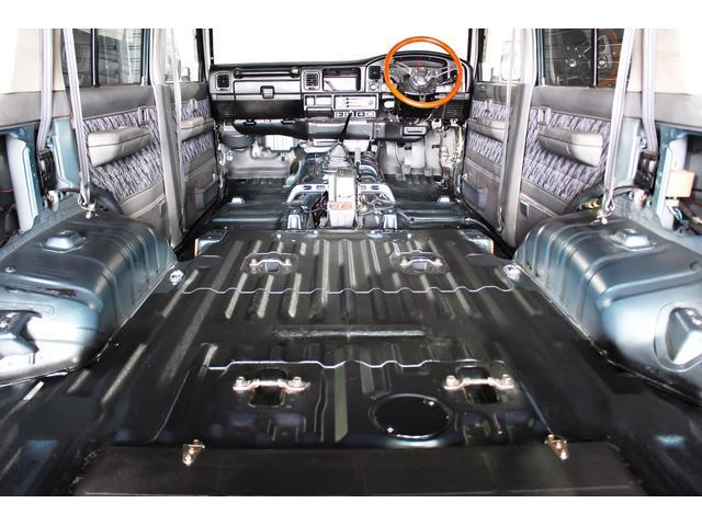 SXワイド4WD リフトUP 新品タイベル交換済 フリーハブ(4枚目)