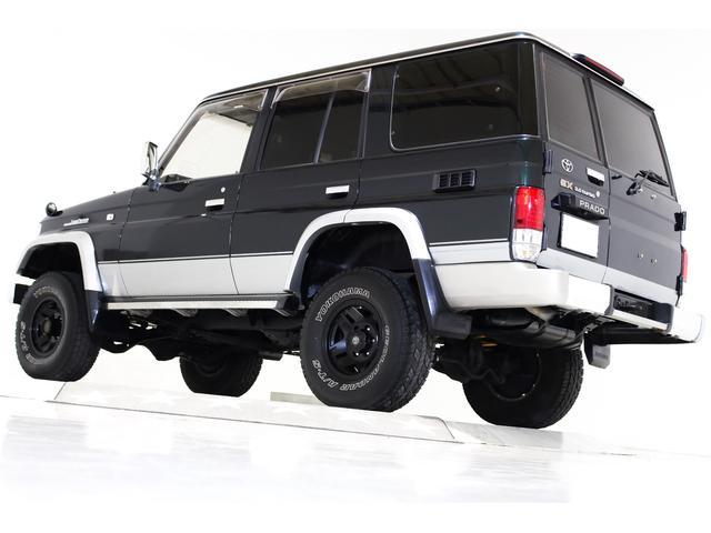 EXワイド4WD リフトUP タイミングベルト交換済 HID(10枚目)