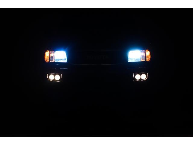 VXリミテッド4WD リフトUP ヴィンテージグリル HID(8枚目)