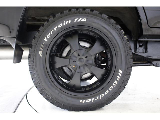 VXリミテッド4WD リフトUP ヴィンテージグリル HID(39枚目)