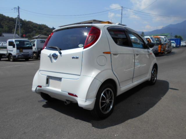 「スバル」「R2」「軽自動車」「群馬県」の中古車4