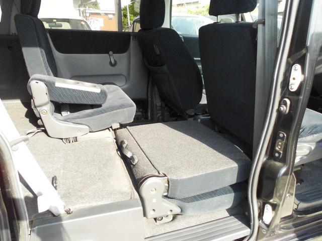 ホンダ バモス L 4WD 5MT 純正アルミ