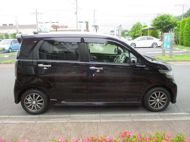 G・ターボパッケージ オートライト HID クルコン スマートキー オートエアコン(16枚目)