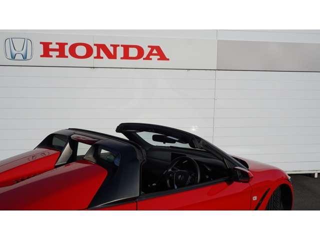 「ホンダ」「S660」「オープンカー」「栃木県」の中古車7