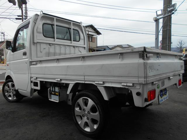 KCエアコン・パワステ 2WD 5MT ワンオーナー車(3枚目)