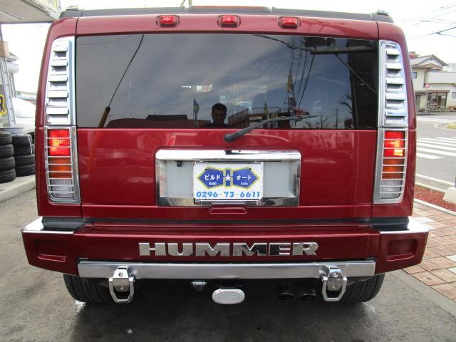 「ハマー」「ハマーH2」「SUV・クロカン」「茨城県」の中古車6