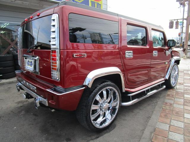 「ハマー」「ハマーH2」「SUV・クロカン」「茨城県」の中古車8