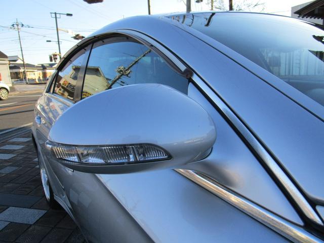 CLS500 正規ディーラー車 社外HDDナビ フルセグ バックカメラ サンルーフ 19インチアルミホイール ヒーター付き電動レザーシート ウッドコンビハンドル ETC 法人使用車 取説記録簿付(60枚目)