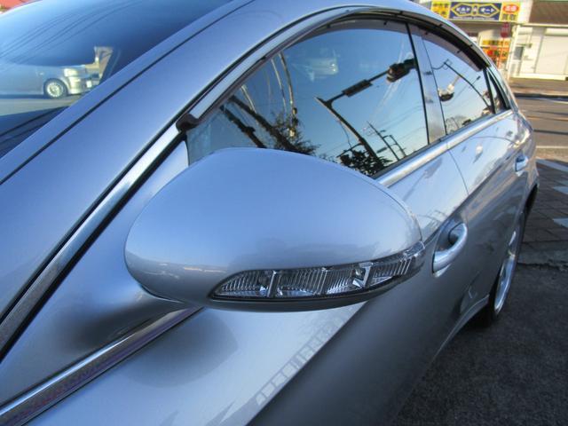 CLS500 正規ディーラー車 社外HDDナビ フルセグ バックカメラ サンルーフ 19インチアルミホイール ヒーター付き電動レザーシート ウッドコンビハンドル ETC 法人使用車 取説記録簿付(61枚目)