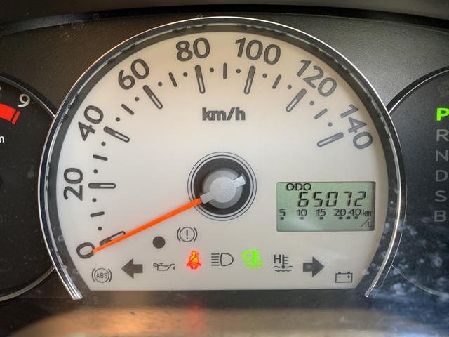 総走行距離は65072kmです。