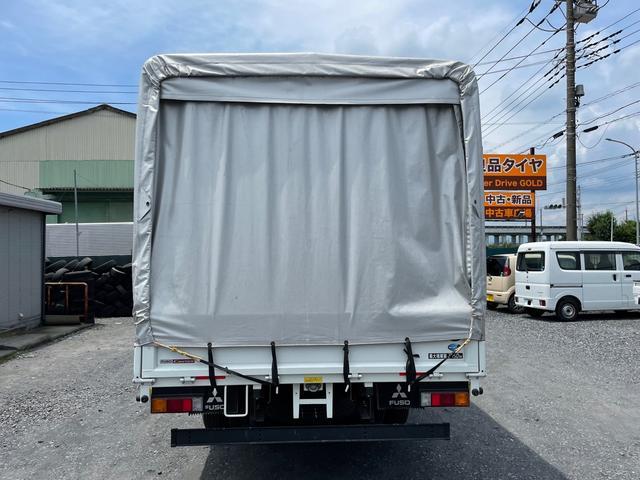 幌 ホロ車 オートマ ワイド ロング 最大積載量2750kg 4千キロ 令和1年製(11枚目)