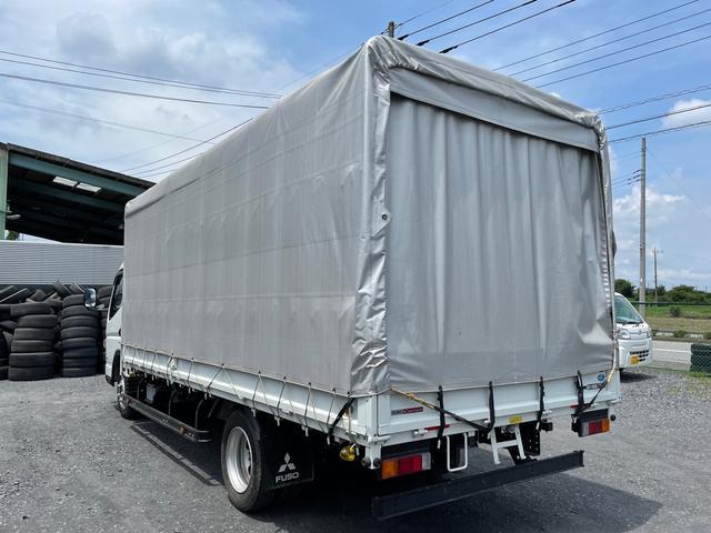 幌 ホロ車 オートマ ワイド ロング 最大積載量2750kg 4千キロ 令和1年製(13枚目)