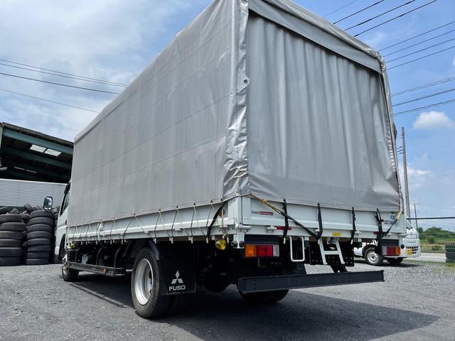 幌 ホロ車 オートマ ワイド ロング 最大積載量2750kg 4千キロ 令和1年製(14枚目)