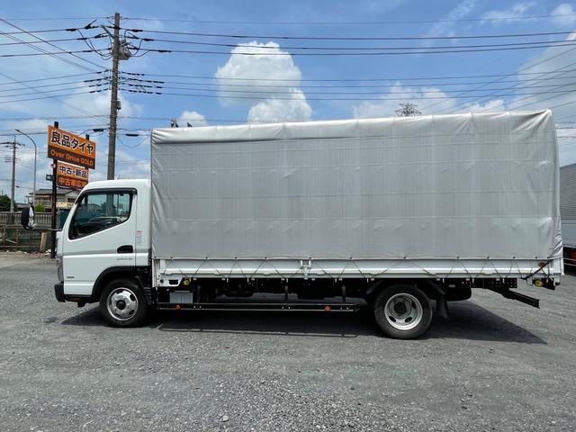 幌 ホロ車 オートマ ワイド ロング 最大積載量2750kg 4千キロ 令和1年製(15枚目)