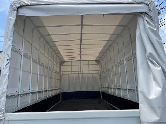 幌 ホロ車 オートマ ワイド ロング 最大積載量2750kg 4千キロ 令和1年製(18枚目)