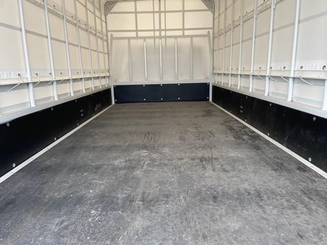 幌 ホロ車 オートマ ワイド ロング 最大積載量2750kg 4千キロ 令和1年製(20枚目)