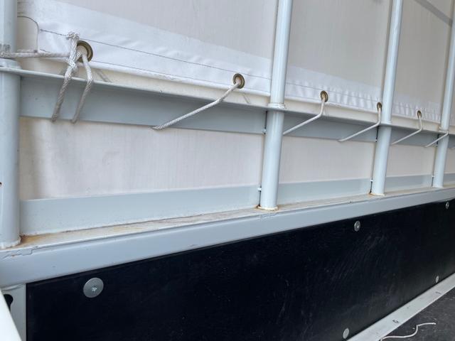 幌 ホロ車 オートマ ワイド ロング 最大積載量2750kg 4千キロ 令和1年製(21枚目)