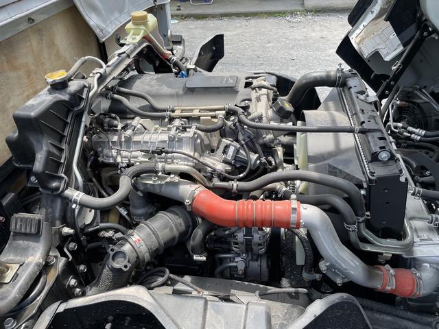 幌 ホロ車 オートマ ワイド ロング 最大積載量2750kg 4千キロ 令和1年製(33枚目)