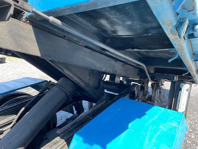 ダンプ 走行33000km 2t ローダーダンプ 最大積載量2000kg 平成4年製(38枚目)