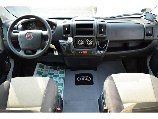 デュカト ACE565CD 新車未登録 150HP(8枚目)