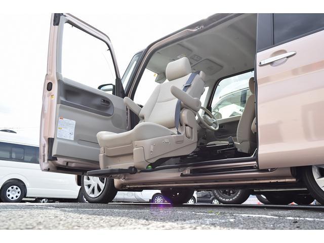 福祉車両 ウェルカムシートX SAII プッシュスタート(2枚目)