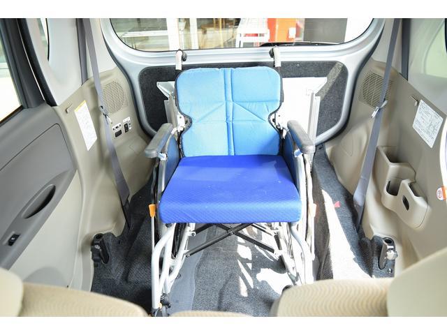 福祉車両 フレンドシップ スローパー リアシートレス3名乗車(5枚目)