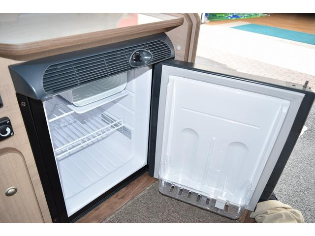 DC冷蔵庫付きです!