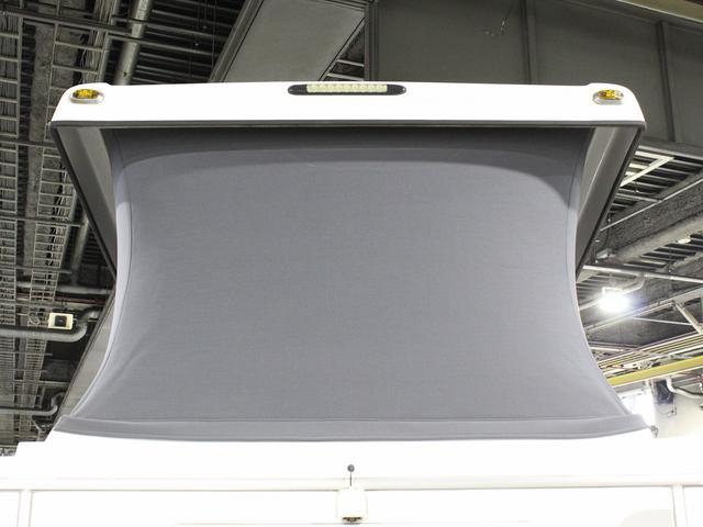 軽キャンパー インディアナRV インディ727 4WD サブバッテリー 走行充電 400Wインバーター 外部電源 ソーラーパネル コンビロールポップアップルーフ FFヒーター SDナビ フルセグ ETC ミラー型モニター(56枚目)