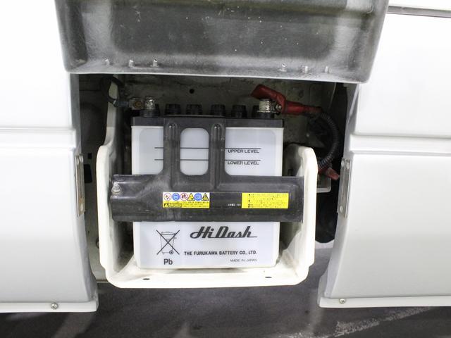 軽キャンパー インディアナRV インディ727 4WD サブバッテリー 走行充電 400Wインバーター 外部電源 ソーラーパネル コンビロールポップアップルーフ FFヒーター SDナビ フルセグ ETC ミラー型モニター(60枚目)